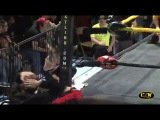 CZW Cage of Death XV Christina Von Eerie vs. Kimber Lee (wAlexander James)