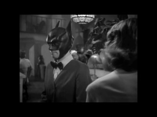 Batman in Classic Movie Scenes  (RUS)